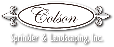 Colson Elite Sprinkler & Landscaping, Inc.
